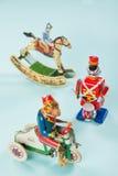 Brinquedos plásticos Foto de Stock Royalty Free