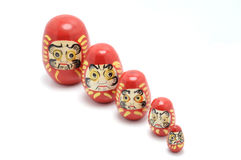 Brinquedos Stackable chineses Fotografia de Stock