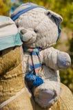 Brinquedos velhos, memórias Fotos de Stock