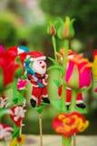 Brinquedos vietnamianos tradicionais das crianças Fotos de Stock