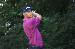 Brinson Paolini at Le Vaudreuil golf challenge, France Stock Photo