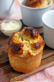 Brioche. Tasty traditional french breakfast pastry Stock Photography