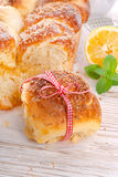 Brioche Royalty Free Stock Photography