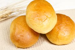 Brioches Stock Images
