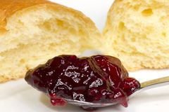 Brioches Stock Photography