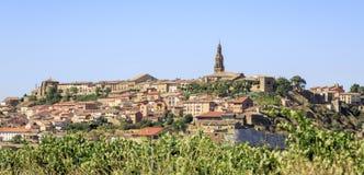 Briones village, La Rioja, Spain Royalty Free Stock Images