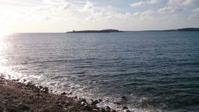 Brioni wyspa Obrazy Stock
