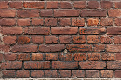 Brique Photo libre de droits