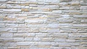 Brique blanche Photo libre de droits