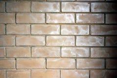Brique décorée Photographie stock libre de droits