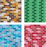 Brique décorative Photos libres de droits