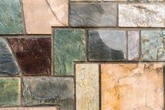 Brique de marbre de conception artistique Image stock