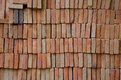 Brique pour la construction Photos libres de droits