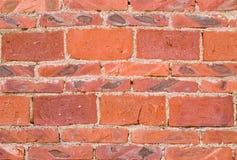 Brique rouge photo libre de droits