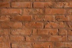 Brique rouge Images libres de droits