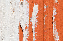 Brique rouge de maison Images libres de droits
