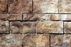Briques Photo libre de droits