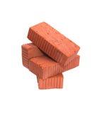 briques blanches Photo libre de droits