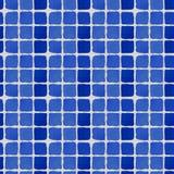 Briques bleues illustration libre de droits