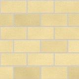 Briques crèmes sans joint Photographie stock libre de droits