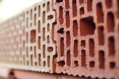 Briques dans le mur Image stock