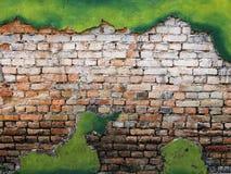 Briques de brun de pierre de maçonnerie de texture de fond de vintage vieilles illustration de vecteur