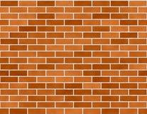 Briques de fond sans joint de mur de briques petites illustration libre de droits