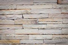 Briques de grès Photos stock