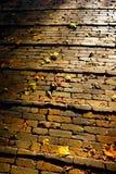 Briques de scories Image libre de droits