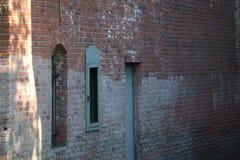 Briques de ville Image libre de droits