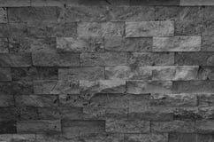 Briques en pierre monochromes photos libres de droits