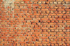 Briques et mortier, texture grunge photos stock