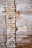 Briques et mur en pierre Photos libres de droits