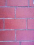Briques fausses (fond) Images stock