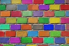 Briques géniales Images libres de droits