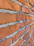 Briques laissées Photos stock