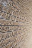 Briques latérales Image stock