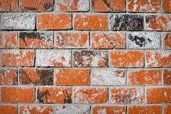 Briques rustiques Image stock
