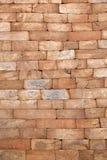 Briques sans couture d'un historique photos stock
