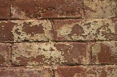 Briques superficielles par les agents Image stock