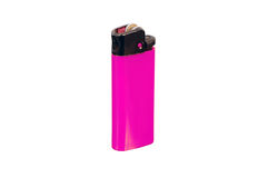 Briquet de cigarette Photo libre de droits