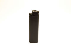 Briquet noir Photo stock
