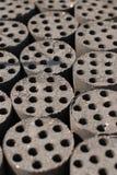 Briquette Stock Image