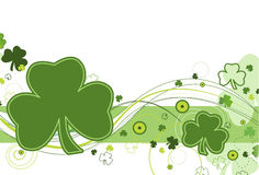 Brisa do Shamrock Imagem de Stock Royalty Free