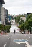 brisbane затопляет юг Квинсленда Стоковые Фото