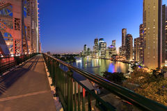 Brisbane Royalty Free Stock Photography