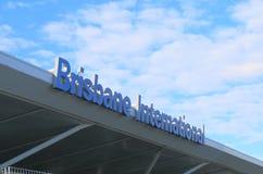 Brisbane Airport Australia Royalty Free Stock Image