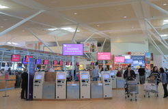 Brisbane Airport Australia Stock Photography