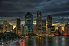 Brisbane Austrália Imagens de Stock