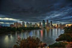 Brisbane Austrália Imagem de Stock Royalty Free